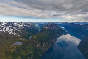 Fjord Pano