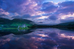 Kilchurn Sky
