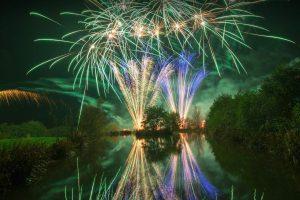 Lancashire Fireworks