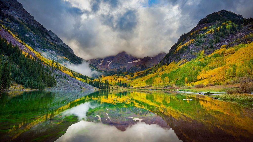 Maroon Bells Video