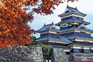 Mastumoto Castle Fall