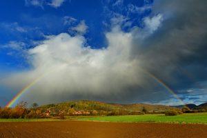 Pretzfeld Regenbogen