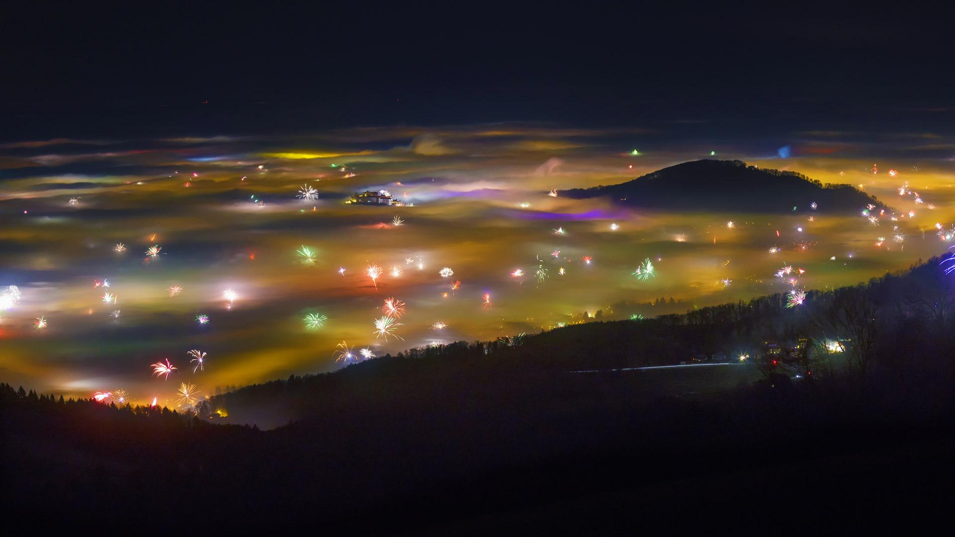 Salzburg Fireworks