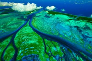 Seychelles Tidal Channels