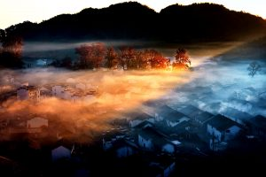 Wuyuan Morning Mist