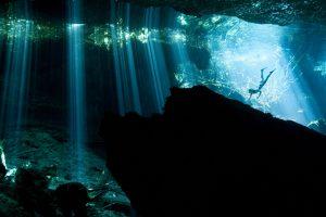 Akumal Cenote