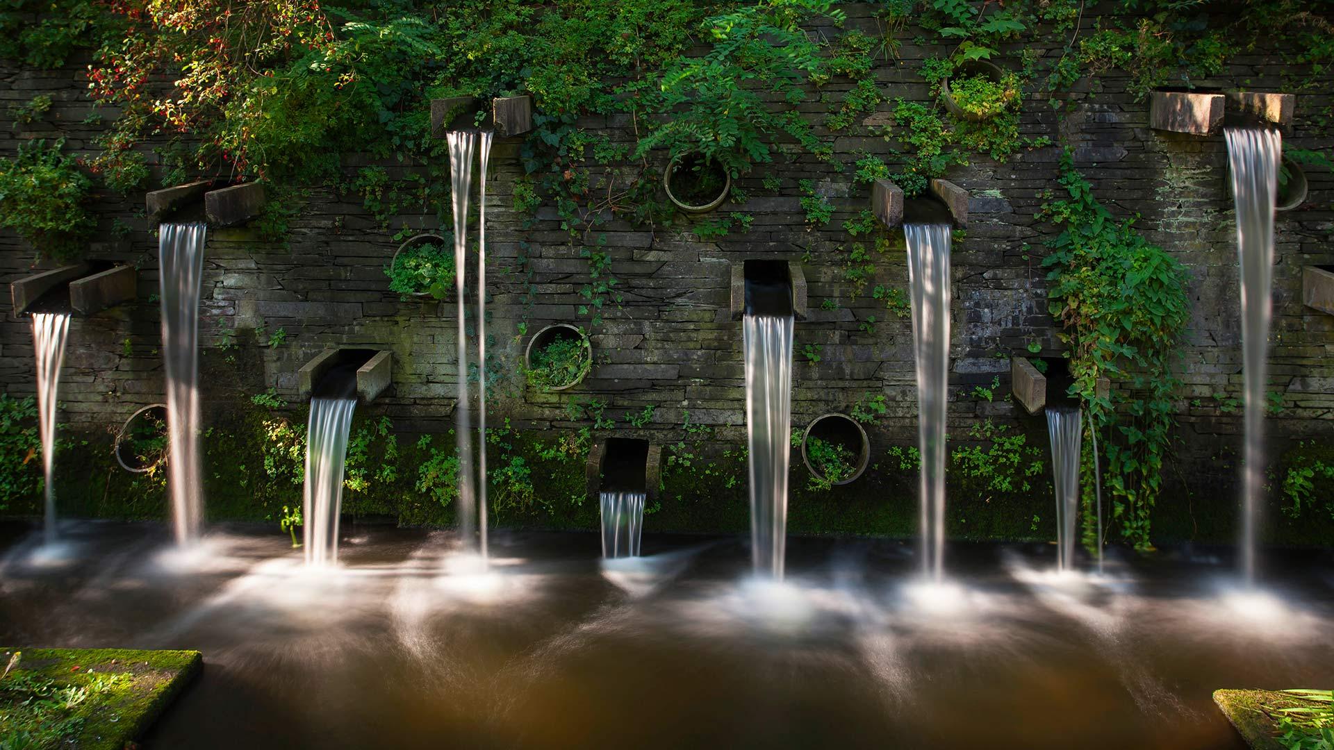 Hamburg Fountains