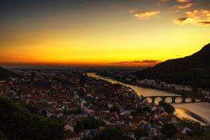 Heidelberg Dawn