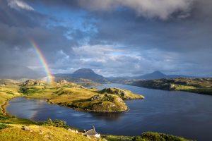 Loch Inchard Rainbow