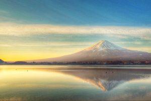 MT Fuji Dawn