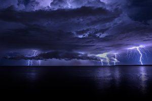 Port Hedland Lightning