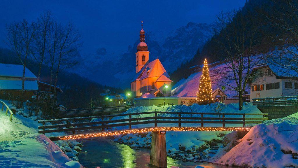 Ramsau Weihnachten