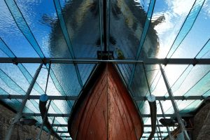 SS Great Britain Bow