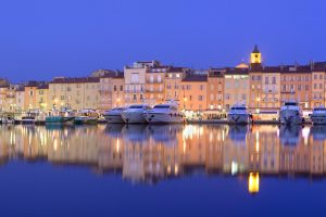 Saint Tropez Harbor
