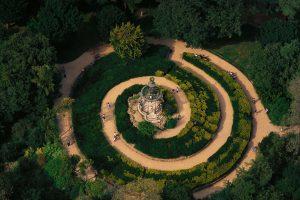 Spiral Garden Paris
