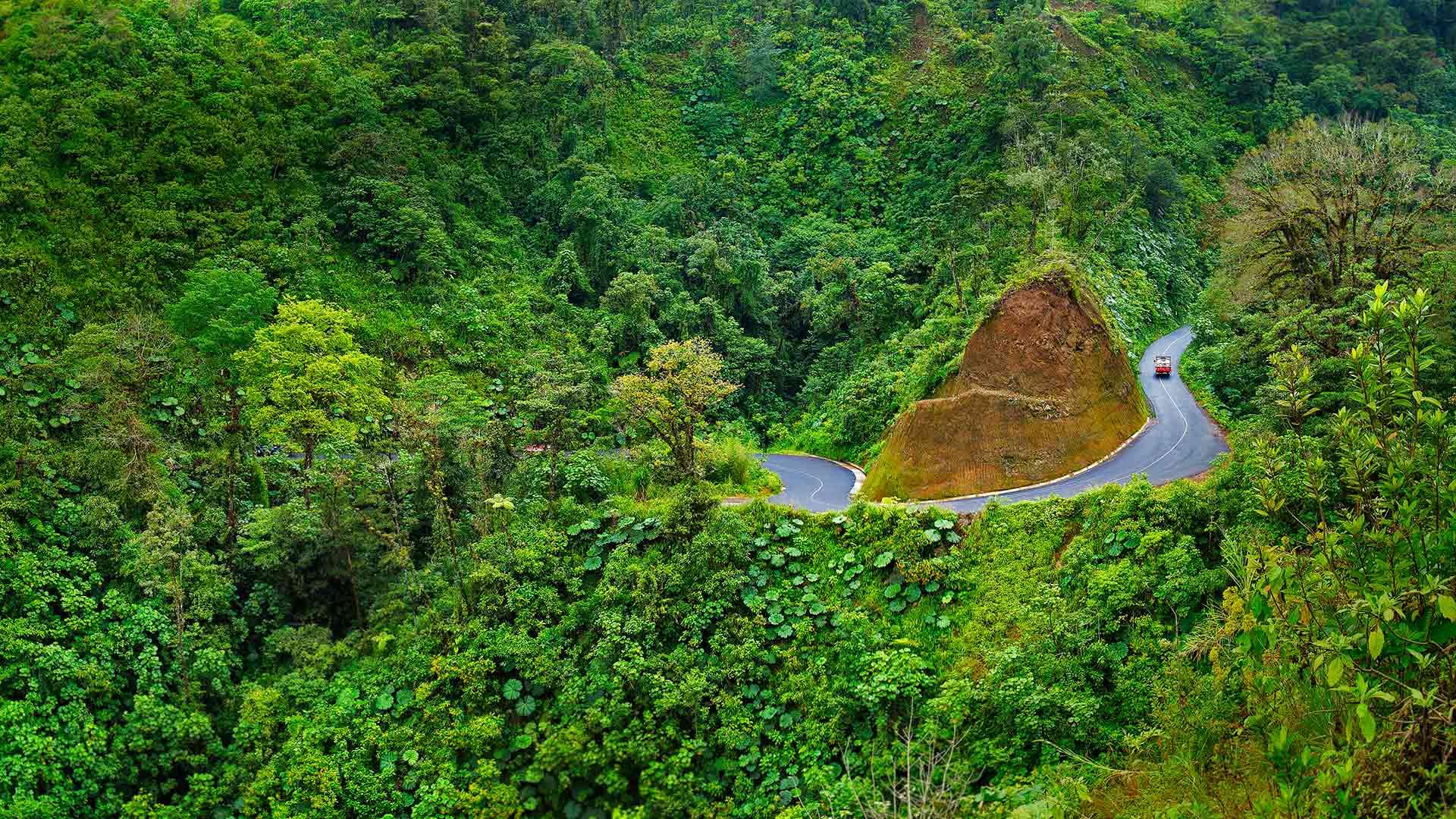 Volcano Road CR