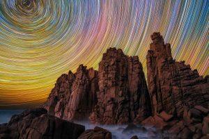 Woolamai Star Trails