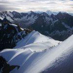 Aiguille Du Midi Mounteineers