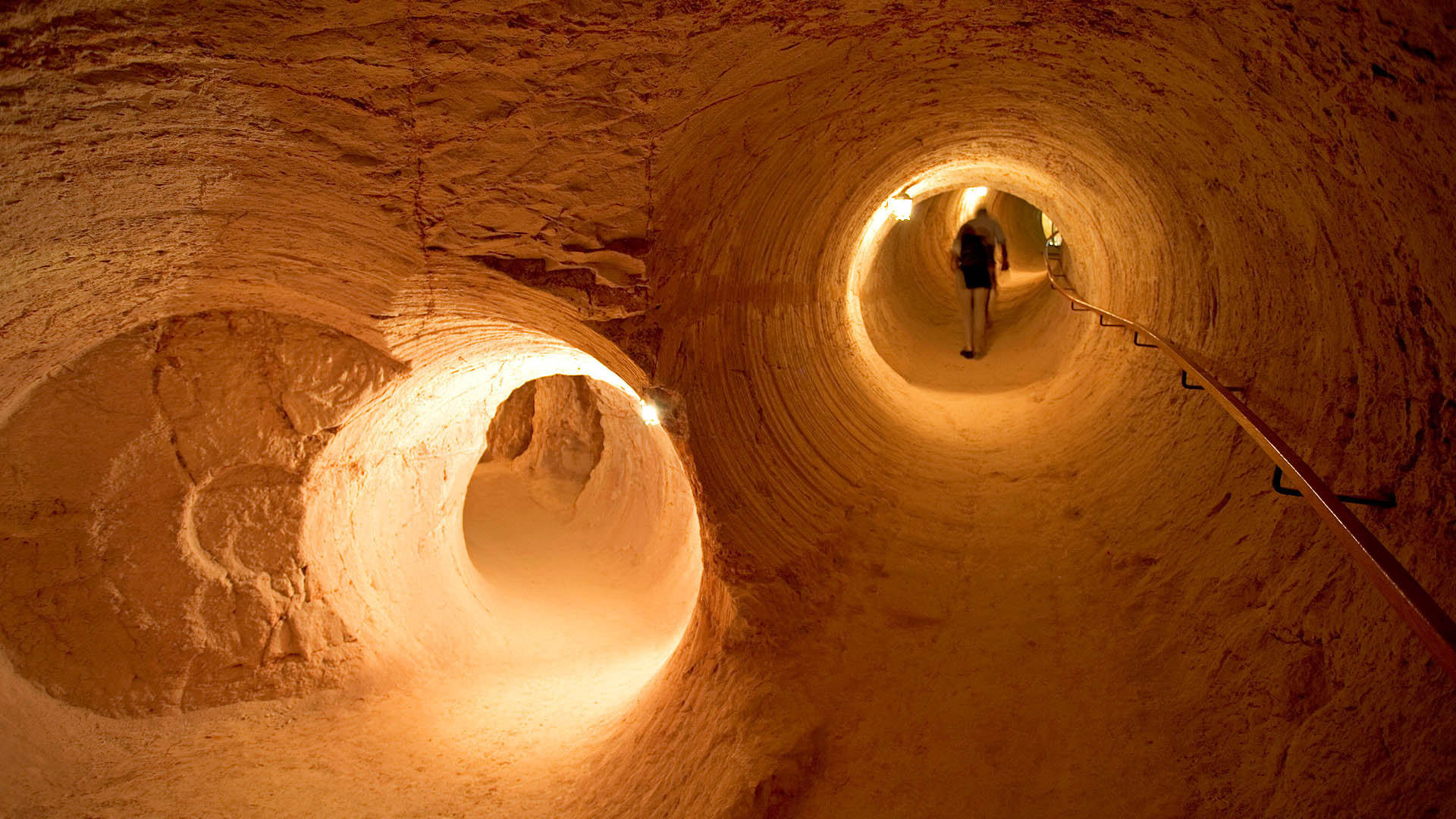 Coober Pedy Tunnel