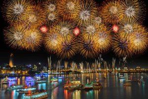 Dadaocheng Fireworks