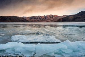 Frozen Ladakh