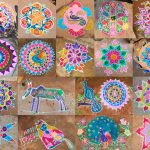 Kolam Collage