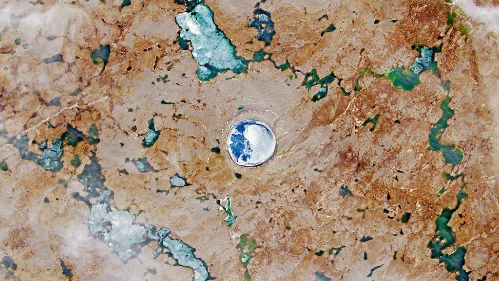 Quebec Crater