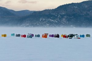 Saguenay Ice Fishing