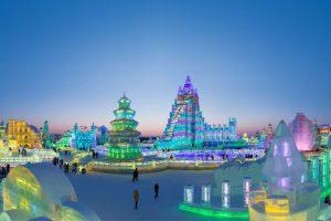 Twilight Harbin