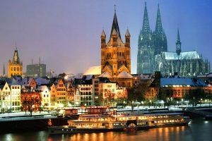 Winter Cologne