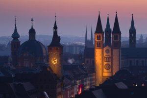 Wuerzburg Dawn