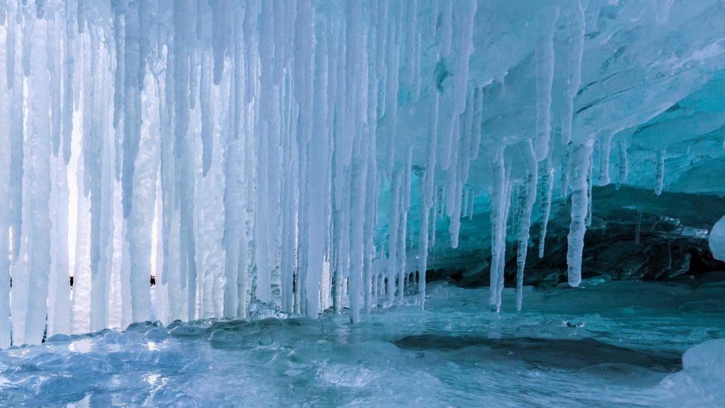 Lake Superior Icicles