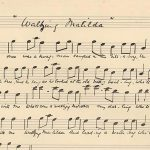 Waltzing Matilda Lyrics