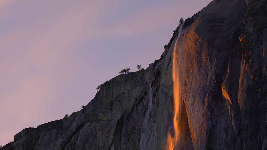 YNP Firefall