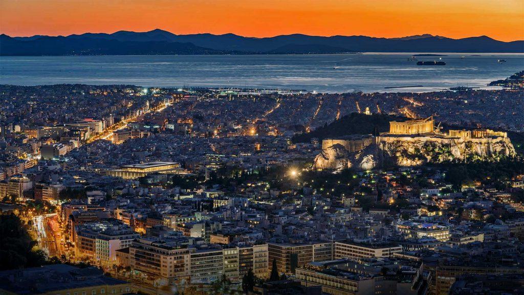 Athens Night