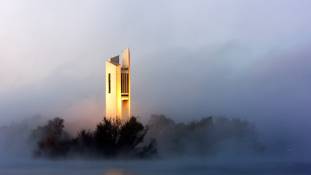 Canberra National Carillon