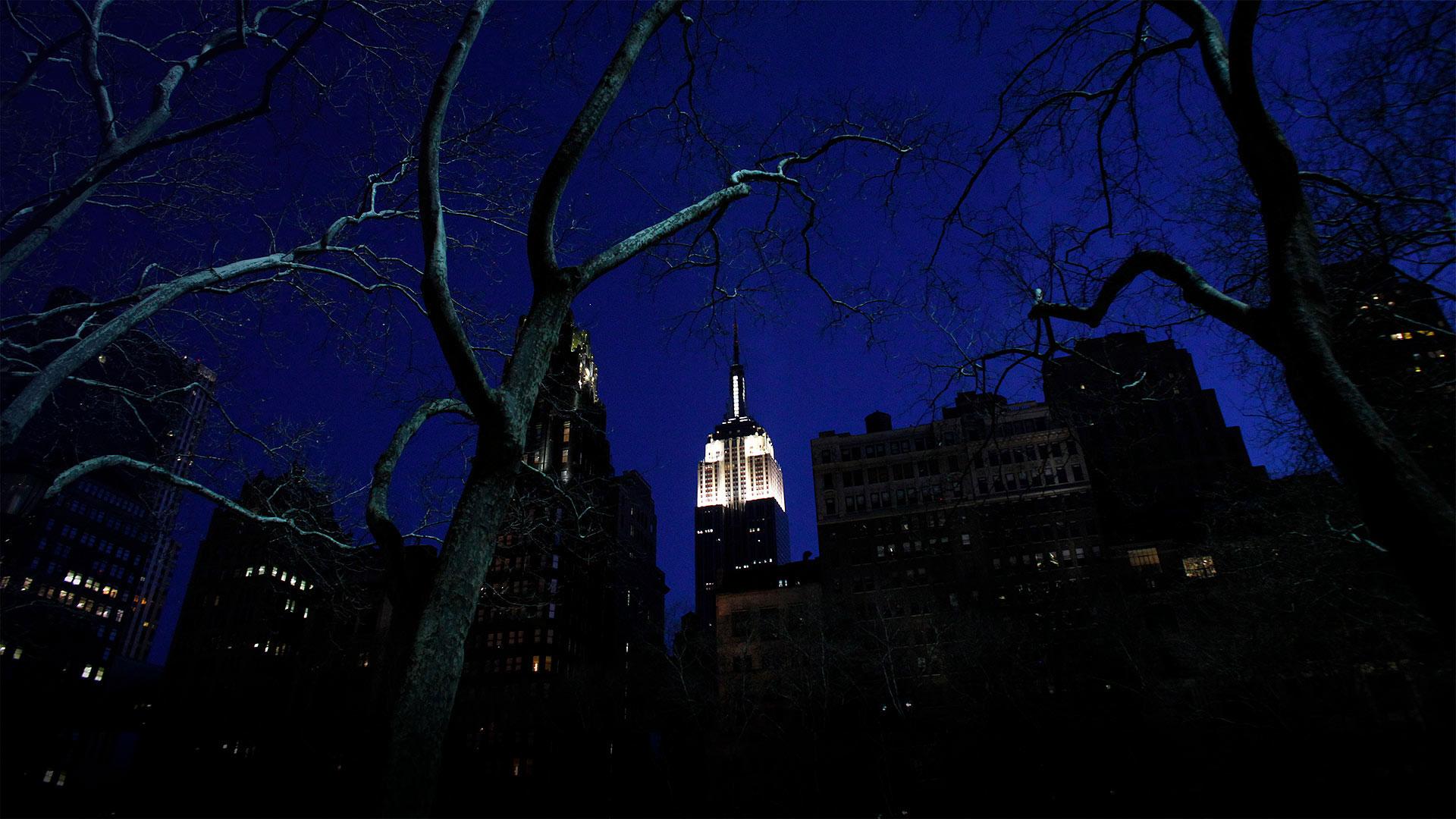 Earth Hour NYC