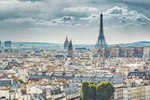 Eiffel Below