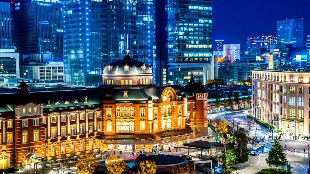 Light Up Tokyo