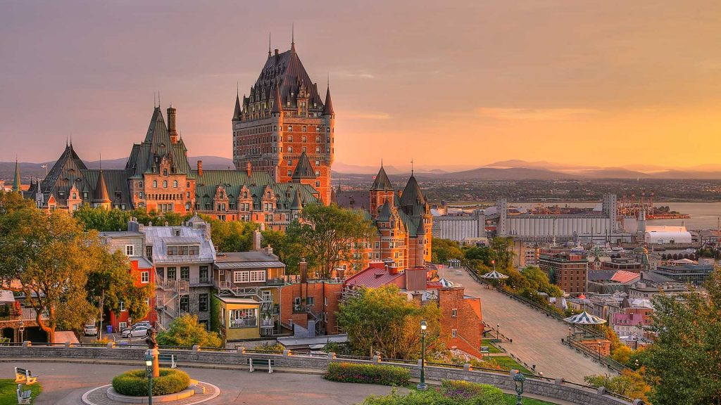 Quebec Castle