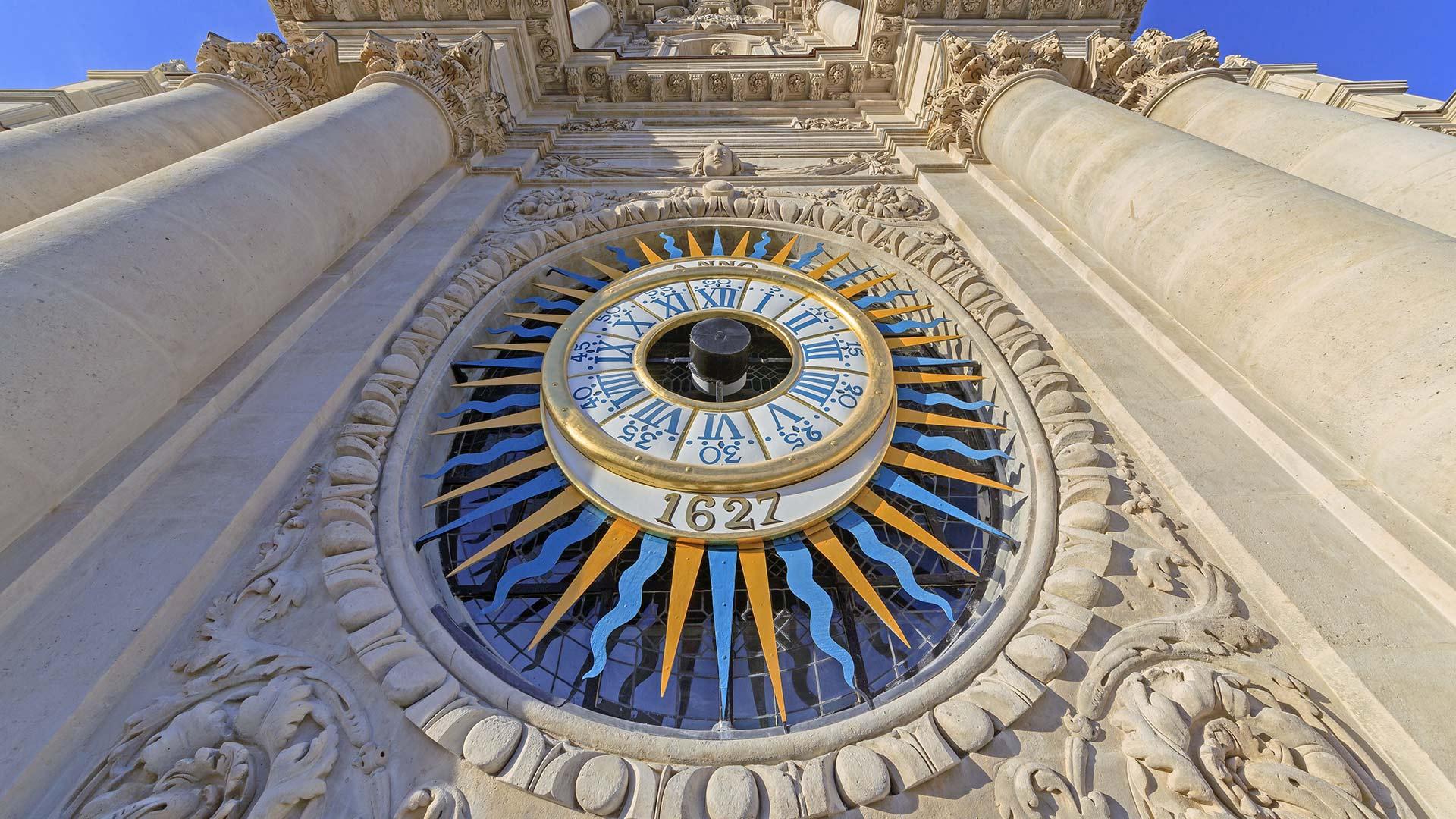 Saint Paul Church Marais Paris