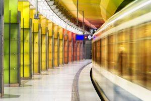 Ubahn Candidplatz