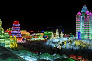 Harbin Ice Castle