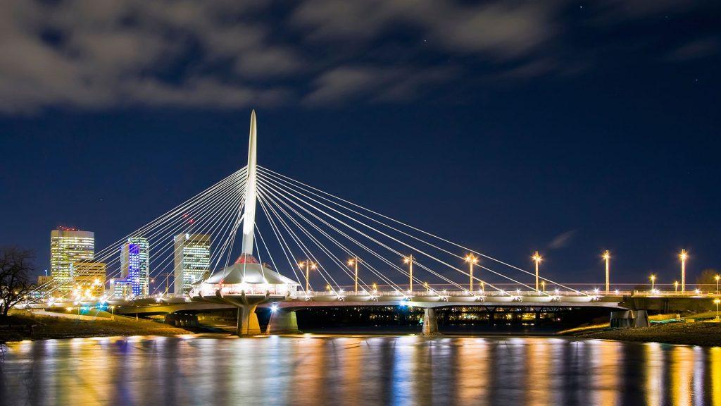 Riel Bridge