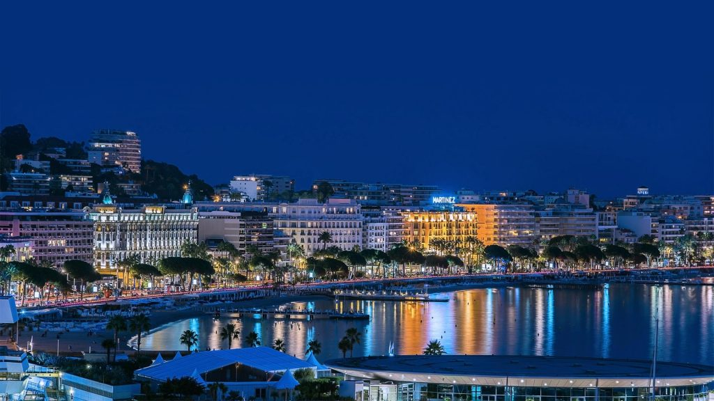 Blue Cannes