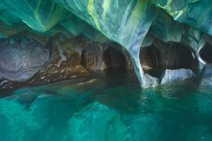 Chile Marble Caves