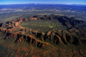 Gosses Bluff Crater