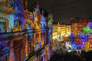 Lyon Colorful Lights