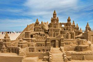 Malvarrosa Sand Sculpture