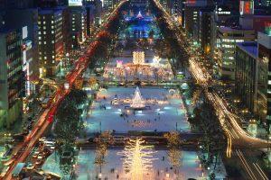 Xmas Sapporo